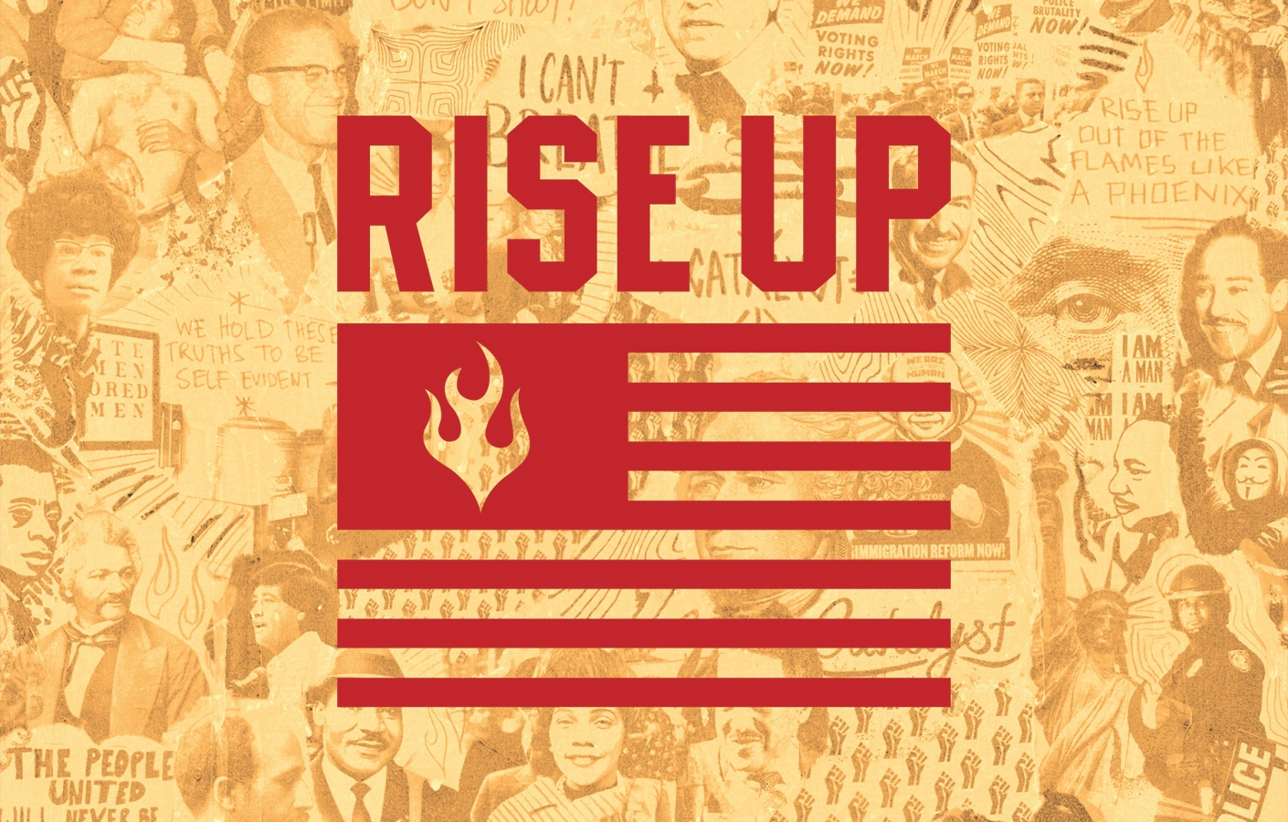 RISE UP COMING SOON