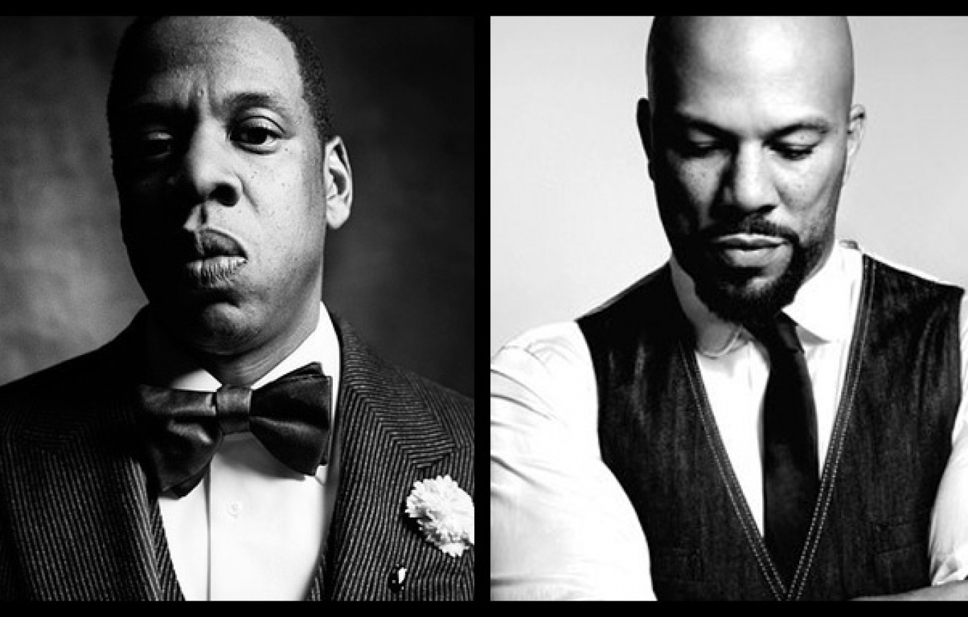 "JAY Z FEAT COMMON ""OPEN LETTER [J.PERIOD REMIX]"""