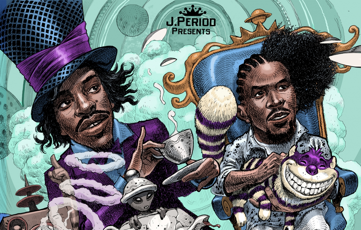 J.PERIOD Presents… OutKast: ReFixed (Recorded Live)