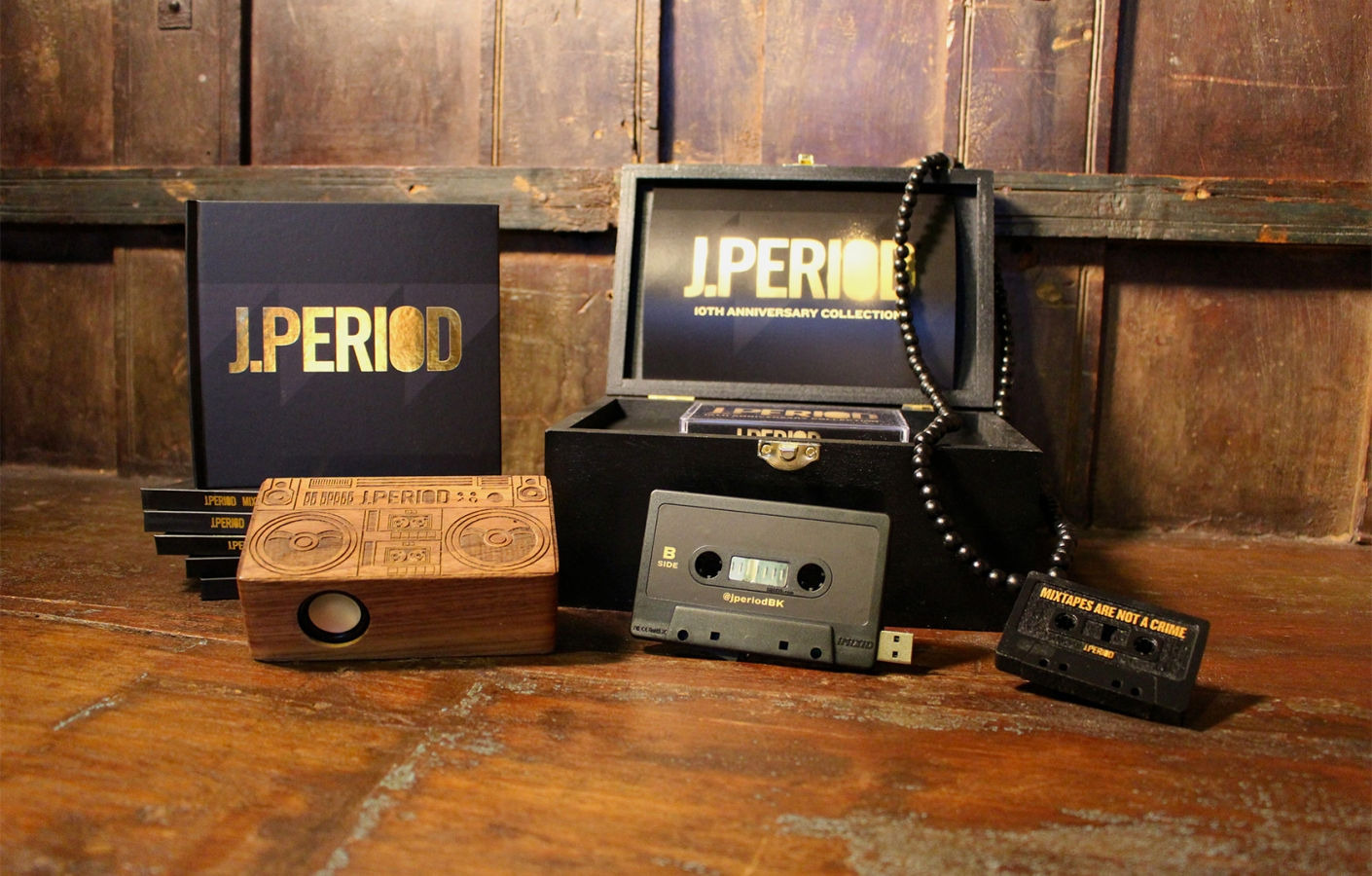 J.PERIOD LIMITED EDITION 10TH ANNIVERSARY COLLECTION